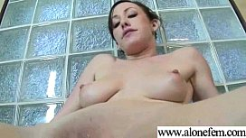 Hot Sexy Feminine Girl Playing With Toys video-19