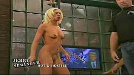 Jerry Springer Hot and...