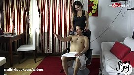 MyDirtyHobby - Client Massage turns...