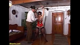 Extreme german bdsm milf...