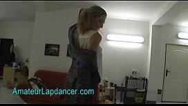 Lapdance by hot and...