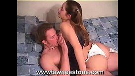 Tawnee Stone undresses man...