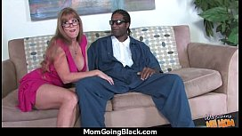 Hot Milf Gets Ripped By A Black Cock! 29