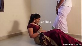 Sashi aunty massage and...