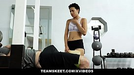 TheRealWorkout - Sexy Personal Assistant...