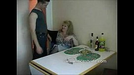 Russian Fat Mom with...