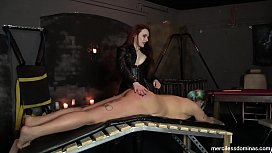 Slavegirl Jayne Spanked - Painful...