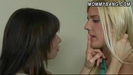 Carmen Monet caught stepmom...