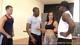 Nikki Benz gets fucked by two BBC - EP 1
