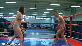 Nude Fight Club presents...