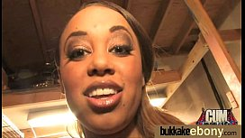 Her First Interracial Swinger Group 25