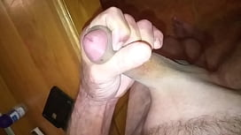 Another good wank thinking of my new found gorgeous lady with delicious puffy fuck hole
