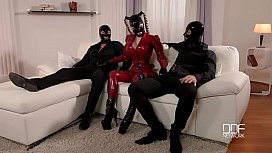 Latex Lucy Mystery Masks...