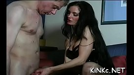 Kinkycarmen.com is the right source for fetish porno clips xxx video