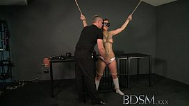 BDSM XXX Tied up...