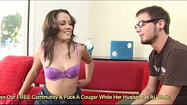 Kristina Rose Lets A Guy She Just Met Fuck Her Raw