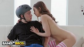 BANGBROS - Riley Reid Squirts On Connor Kennedy'_s Face And Cock