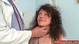 Unshaven pussy extreme Karla...