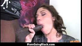 Huge Black Meat Going into Horny Mom 4