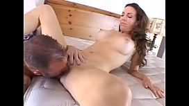 American milf licked and...