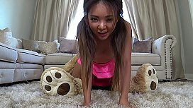 Naughty Asian Teen...