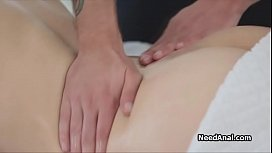 Anal fuck with busty...