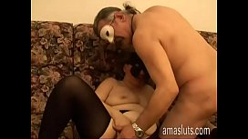 Mature fuckers filmed while they get sex