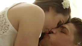 Nubile Films - Cum swallowing...