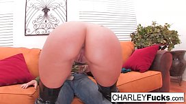 Charley gets a solid...