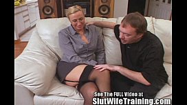 Teacher Joey-Lynn Gets...