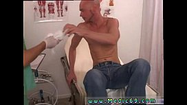 Chinese physical test gay...