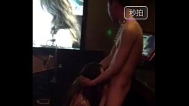 The girl blowjob chinese...