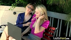 Natalia Starr and Alli...