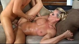 Super hot wife switching...