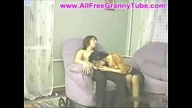 Amateur mature mom son...