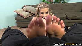 Chastity Lynn BBC Foot...