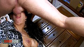 Spanish mature slut fucked...