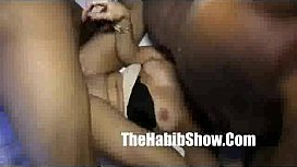 Ms. Natural gangbanged pussy...