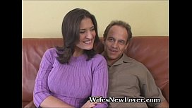 Wife Shows Wimpy Hubby...