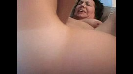 Chubby mom fucked by...
