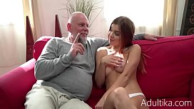 Old Grandfather'_s Sick Day Remedy For Teen - Renata Fox