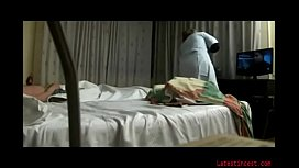Real Hotel Maid Sex...