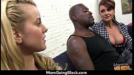 Huge Black Cock Destroys...