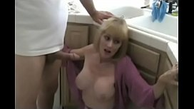 Mother Makes Breakfast And Get Fucked