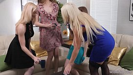 Shy d. and Mom - Samantha Hayes and Alura Jenson