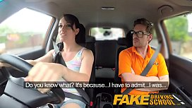 Fake Driving School Messy...