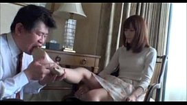 Japanese Teen Girl Feet...