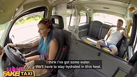 Female Fake Taxi Summer...