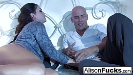 Alison and her male...