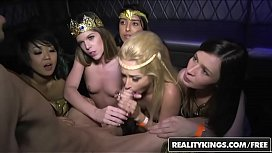 RealityKings - In the VIP - (Aubrey Gold, Bruce Venture) - Game Of Pussy